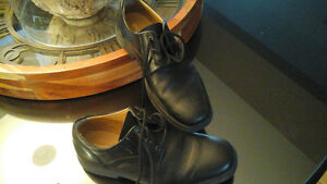 Black GEOX shoes