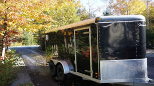 Streamline Cargo Trailer Canadian Made