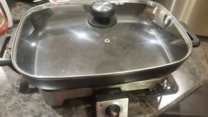 Electric Skillet By Oster Selling For $20