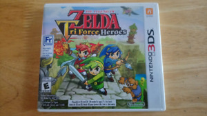 Zelda Tri-Force Heroes