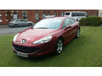 Peugeot 407 2.7HDi V6 auto GT PX Swap Anything considered
