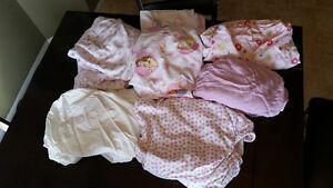 6 Crib/Toddler Bed Sheets