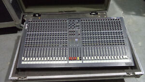 Console Souncraft LX7