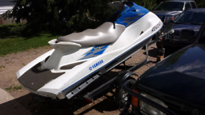 2007 Yamaha VX 1100 Need gone no time to use Will trade.