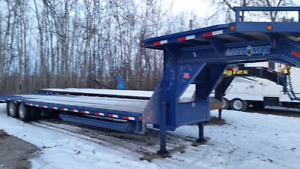 2015 load max 30,000 GVW trailer loaded