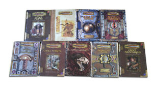 Livres DUNGEONS & DRAGONS ($25/ chaque)