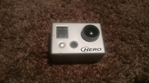 GoPro Hero (Great Condition + Extras)