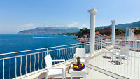 Sorrento, Italy April 2-24, 2018 - 23 Days with Air, Meals & Tax