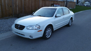 2001 Nissan Maxima GLE Automatic Safetied  $2250