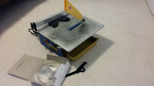 diamond Cut portable tile saw
