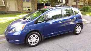 Honda Fit DX 2009