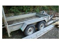 Indespension heavy duty trailer