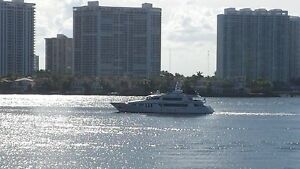 Superbe condo sur l'intracoastal.Sunny Isles Beach Miami Floride