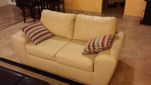 Couch Bonded Leather