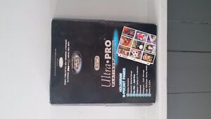 Collector Card Protective Sheets UltraPro Hologram 9Pocket Pages