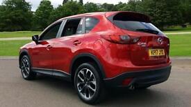 2017 Mazda CX-5 2.2d (175) Sport Nav 5dr AWD Automatic Diesel Estate