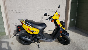 2008 Yamaha BWS scooter, mint condition, $2500 OBO