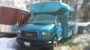 1996 GMC Savana Short Bus Other