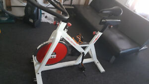 Spin Bike for Sale $240 or trade