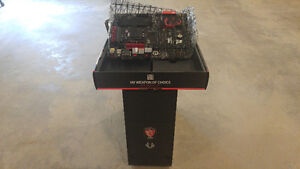 Gaming MSI Motherboard with case