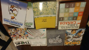 Business Administration year one books