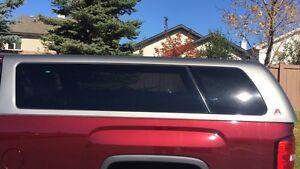 Chevy/gmc longbox dark grey canopy