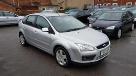Ford Focus 1.6TDCi ( 90ps ) 2007.5MY Style HPI Clear,New Mot