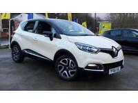2016 Renault Captur Crossover 1.5 dCi 90 Dynamique S Nav 5dr Manual Diesel Hatch