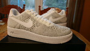 Nike Air Force 1 Ultra Flyknit Low DS 10.5