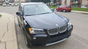 2013 BMW X3 SUV, Crossover - With 3 year Factory Warranty
