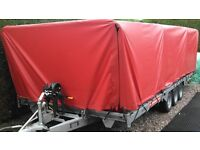 Part time Driver req to pull a 20ft trailer (Odd Weekend work available) good pay.