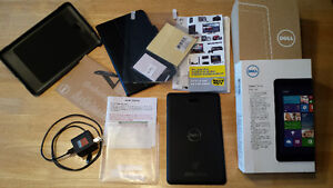 Dell Venue 8 Pro: 64gb. with ext. warranty to 2017