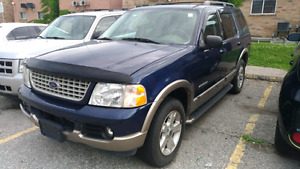 2005 Ford Explorer Eddie Bauer Edition