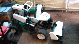Works good. Kawasaki lawnmower