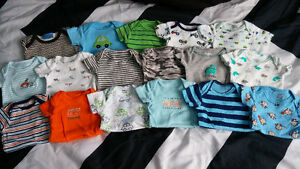 Newborn baby boy clothes Windsor Region Ontario image 1