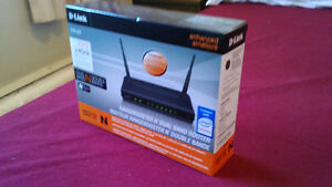 D-Link DIR-628 Dual Band 802.11n Router. See inside for features Stratford Kitchener Area image 2