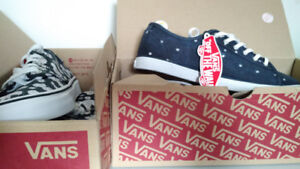 ⭐Chaussures Soulier Vans ⭐Shoes Neuf New lot x2