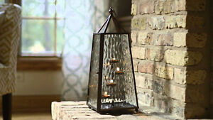 Brand New Partylite Obelisk Lanterns for sale