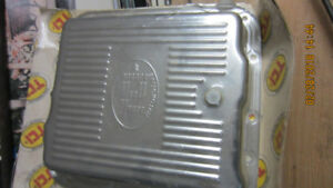 700R4, Transmission Pan, cover