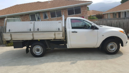 2013 Mazda BT 50  4x2 Ute Geilston Bay Clarence Area Preview