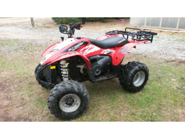Used 2008 Polaris Scrambler 500 HO