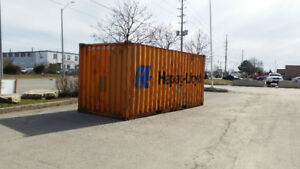 Used Shipping and Storage Containers on sale - Sea Cans quality