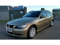 BMW 320d SE TOURING AUTO Full BMW Service History
