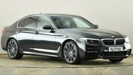 image for 2017 BMW 5 Series 520d M Sport 4dr Auto Saloon diesel Automatic