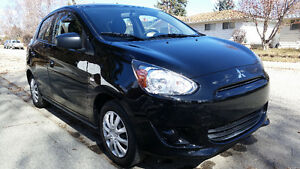 2015 Mitsubishi Mirage SE-Low Km, AllServices, Warranty, Carfax