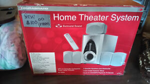 New Home Theatre System - Surround Sound - Reduced price!! Look