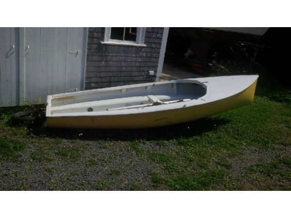 Used 1984 Other Albacore 16 sailboat