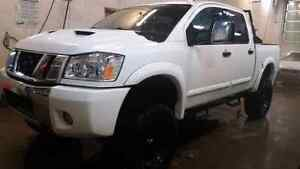 2012 Nissan Titan SL for sale or take over payments