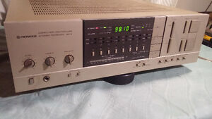Pioneer SX-6 Receiver