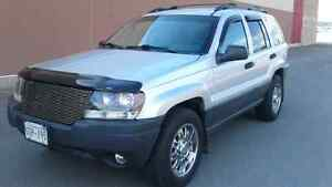 2004 JEEP GRAND CHEROKEE IN MINT CONDITION V6 SELECT 4X4 $3980